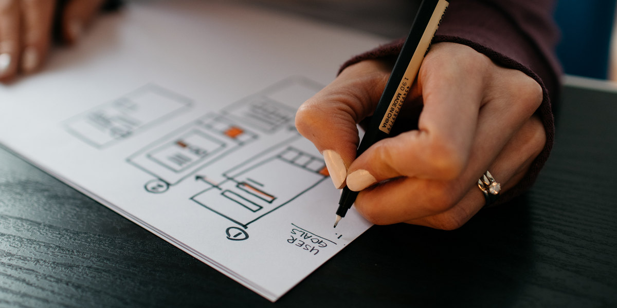 drawing wireframes